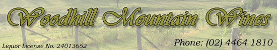 Woodhill Mountain Wines